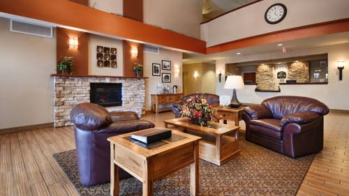 Best Western Plus Fossil Country Inn Suites Kemmerer