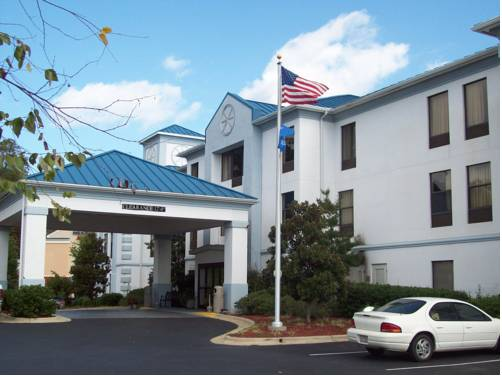 holiday inn express suites asheboro asheboro north