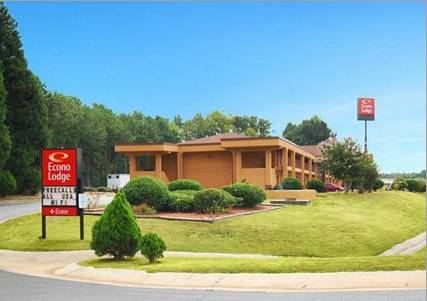 Econo Lodge Atlanta Airport East Forest Park Georgia Ga