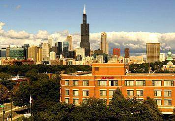 Hotels Near Chicago Bulls United Center In Chicago Il