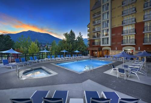 Hilton Whistler Resort & Spa - British Columbia romantic getaways