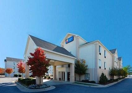 Comfort Inn Garner Garner North Carolina Nc