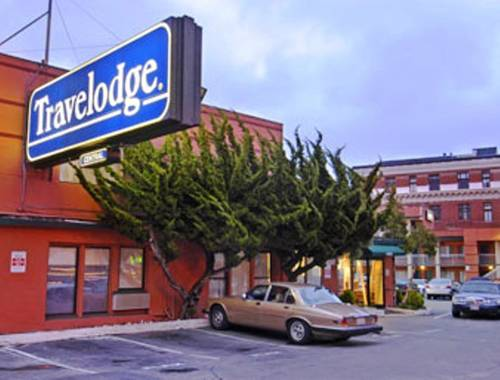 Travelodge By Wyndham San Francisco Central San Francisco California Hotel Motel Lodging