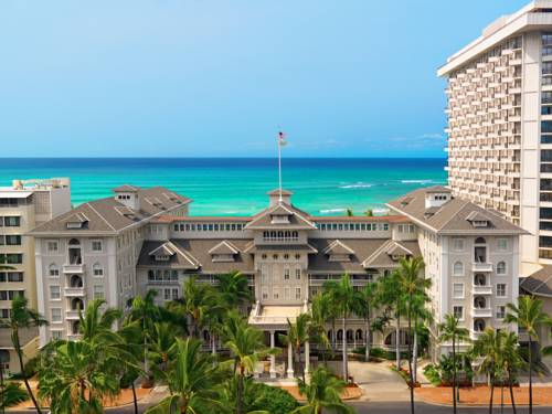 Moana Surfrider, A Westin Resort Waikiki Beach - Hawaii romantic getaways