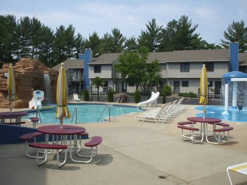 Caribbean Club Resort - Wisconsin romantic getaways