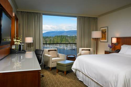 The Westin Bayshore Resort And Marina - British Columbia romantic getaways