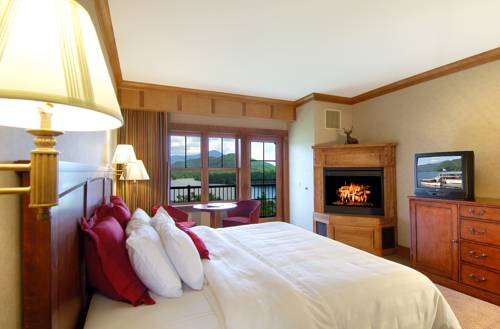 Crowne Plaza Resort LAKE PLACID-RESORT - New York romantic getaways
