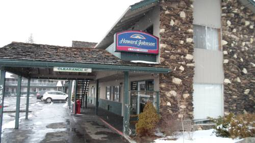 Located in South Lake Tahoe is the Howard Johnson South Lake Tahoe