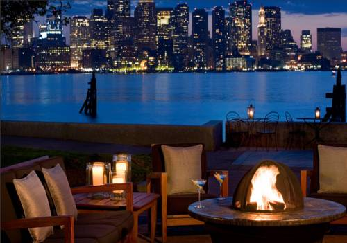 Hyatt Harborside - Massachusetts romantic getaways