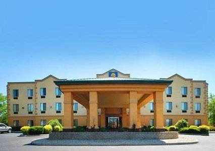 Comfort inn airport plainfield indiana in for Chateau motor lodge grand island ny