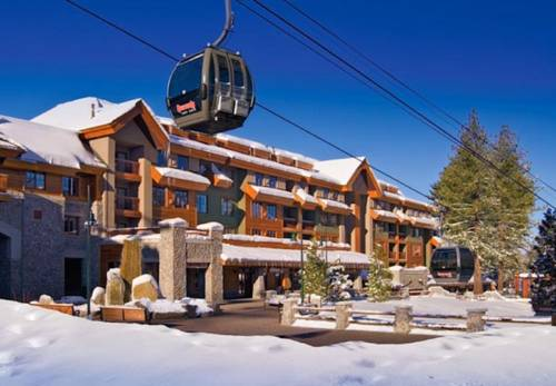Located in South Lake Tahoe is the Grand Residences By Marriott, Lake Tahoe - Studios, 1 & 2 Bedrooms