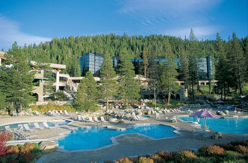 Located in Olympic Valley is the Resort At Squaw Creek