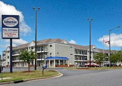 Suburban Extended Stay Se Charlotte North Carolina Hotel Motel Lodging