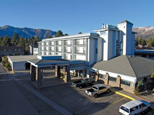Located in Mammoth Lakes is the Shilo Inn Suites  Mammoth Lakes