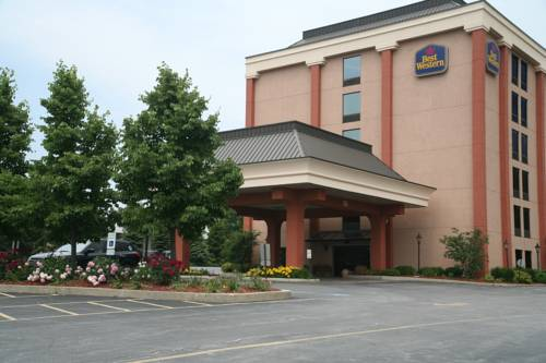 Best western chicagoland countryside countryside for Best countryside hotels