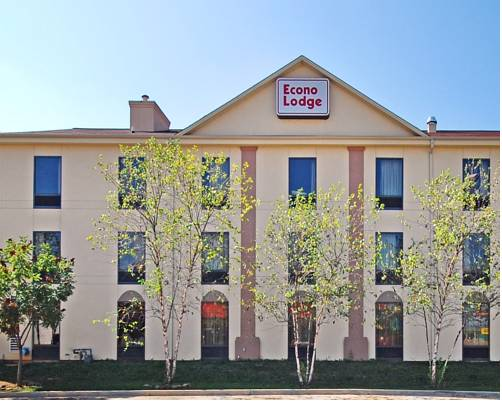 Econo Lodge Lookout Mountain Chattanooga Tennessee Tn