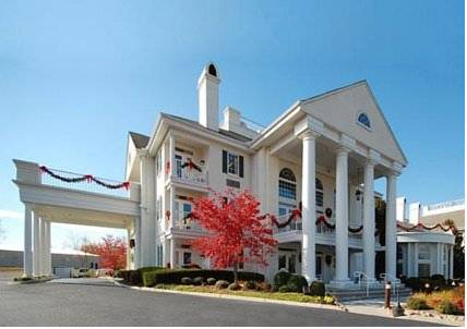 Clarion Inn Willow River Sevierville Tennessee Tn