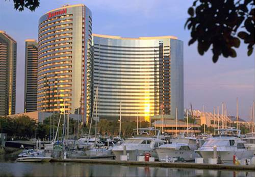 San Diego Marriott Hotel & Marina - California romantic getaways