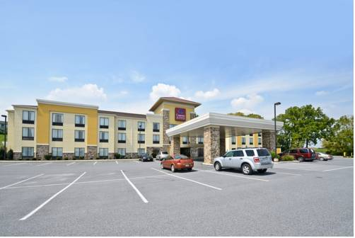 Comfort Suites Amish Country Lancaster Pennsylvania Pa