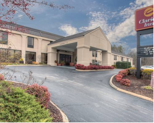 Clarion Inn Chattanooga Chattanooga Tennessee Hotel