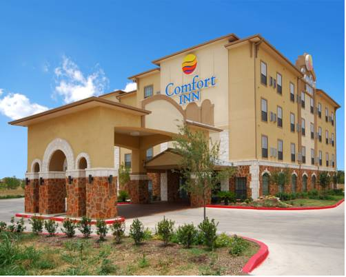 Comfort Inn Near Seaworld Lackland Afb San Antonio