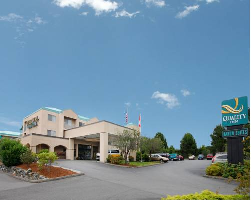 Hotels With Airport Shuttle Bellingham