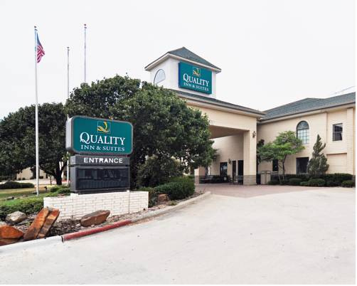 Quality Inn Suites Weatherford Weatherford Texas Tx