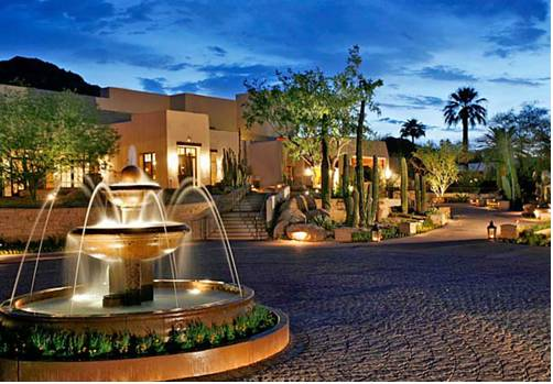Camelback Inn, a JW Marriott Resort and Spa - Arizona romantic getaways