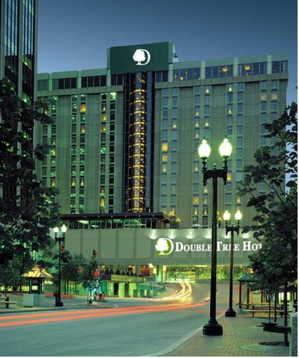 Downtown Omaha: DoubleTree By Hilton Omaha Downtown