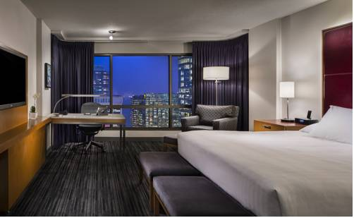 Hyatt Regency Vancouver - British Columbia romantic getaways