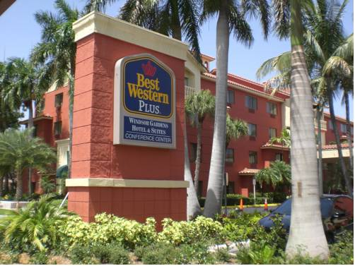 Best Western Plus Palm Beach Gardens Hotel Suites And Conference Ct Palm Beach Gardens