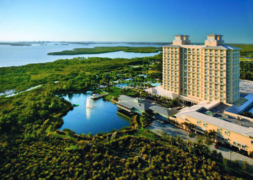 Hyatt Regency Coconut Point - Florida romantic getaways