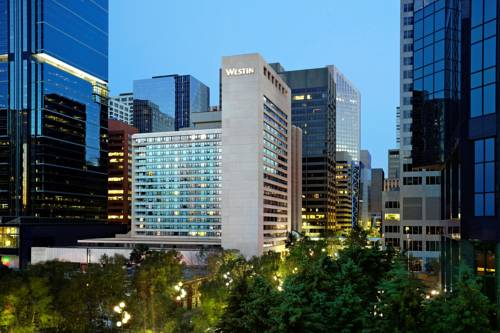 The Westin Calgary - Alberta romantic getaways