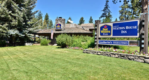 Located in South Lake Tahoe is the BEST WESTERN Station House Inn