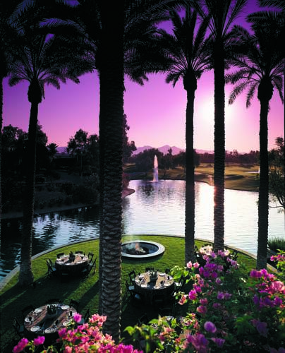 Hyatt Regency Scottsdale - Arizona romantic getaways