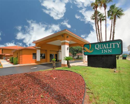 Quality Inn Near Blue Spring Orange City Florida Fl