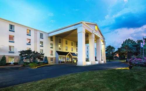 Comfort Inn St Louis Westport Saint Louis Missouri