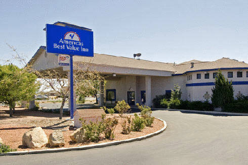 Americas Best Value Inn Prescott Valley Prescott Valley Arizona Az