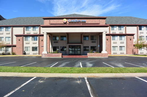 Comfort Inn Denver Southeast Area Aurora Colorado