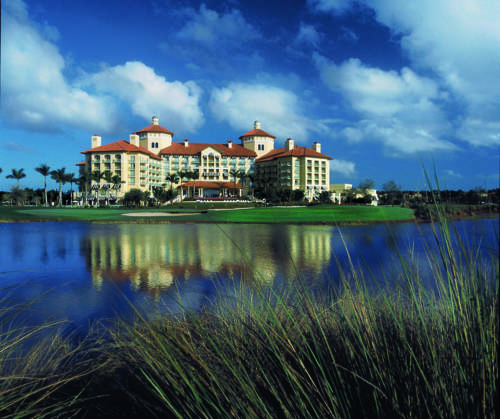 The Ritz-Carlton Golf Resort Naples - Florida romantic getaways