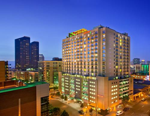 Marriott San Diego Gaslamp Quarter - California romantic getaways