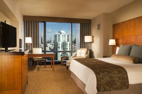 Omni San Diego Hotel - California romantic getaways