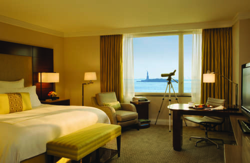 The Ritz-Carlton New York Battery Park - New York romantic getaways