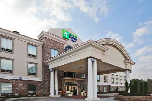Holiday Inn Express Amp Suites Nacogdoches Nacogdoches
