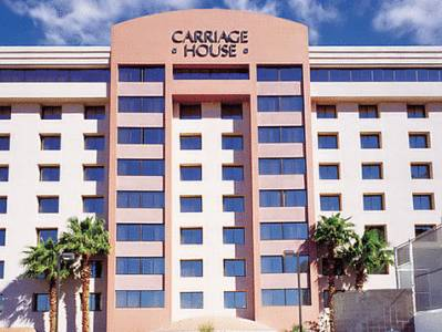 The Carriage House Las Vegas Nevada Hotel Motel Lodging