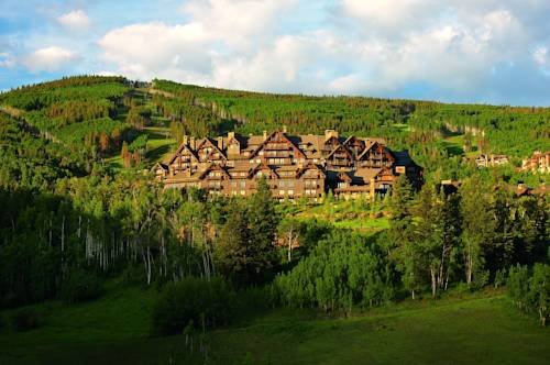 The Ritz-Carlton Bachelor Gulch - Colorado romantic getaways