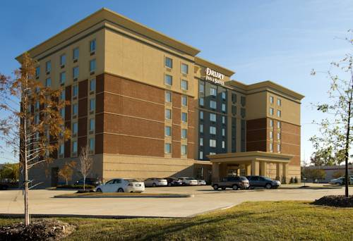 drury inn and suites baton rouge - Wyndham Garden Baton Rouge