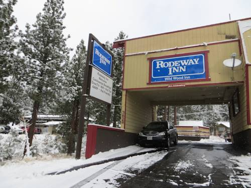 Located in Mammoth Lakes is the Rodeway Inn Wildwood Inn