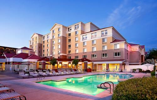Hilton Garden Inn Scottsdale Old Town Phoenix Arizona Hotel Motel Lodging