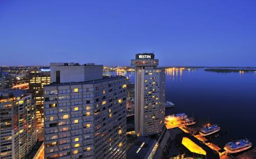 The Westin Harbour Castle - Ontario romantic getaways
